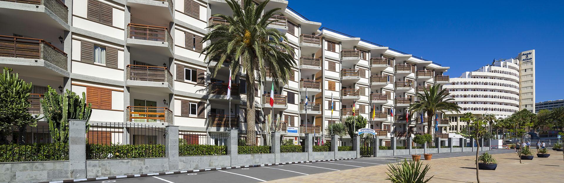 Apartamentos Las Góndolas